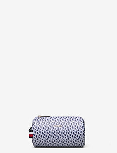 ICONIC TOMMY WASHBAG MONO - kosmetiktasche - blue ink