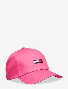 TJW FLAG CAP - caps - carmine
