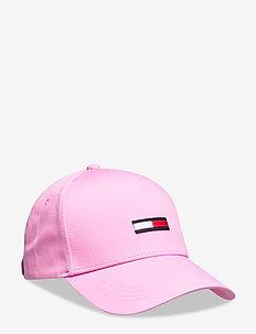 TJW FLAG CAP - kasketter - pink daisy