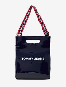 TJW ITEM TOTE PU - fashion shoppers - black iris