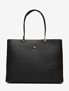 TH CORE TOTE - fashion shoppers - black