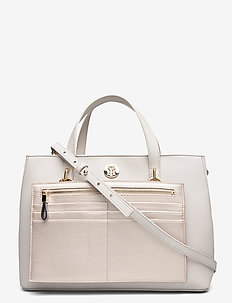 CHARMING TOMMY MED WORK BAG - handtassen - light cast