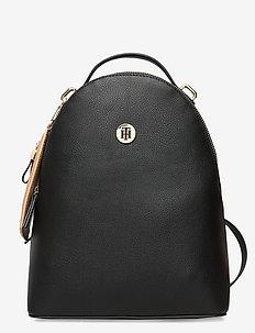 CHARMING TOMMY BACKP - backpacks - black