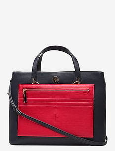 CHARMING TOMMY WORKBAG - handtassen - sky captain