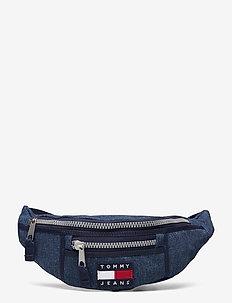 TJW HERITAGE BUMBAG - bæltetasker - denim