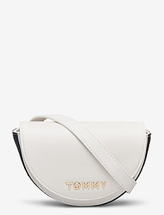 TOMMY STAPLE BELTBAG - midjeveske - bright white