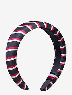 TOMMY HEADBAND - hoofdbanden - corporate stripe