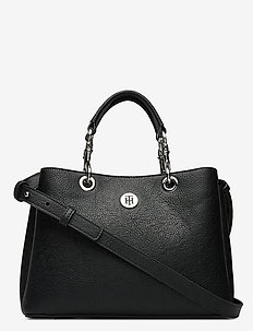 TH CORE MED SATCHEL - skuldervesker - black
