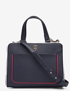 TH CITY SATCHEL - skuldervesker - corporate