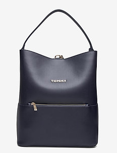 ICONIC TOMMY BACKPACK - henkeltaschen - sky captain