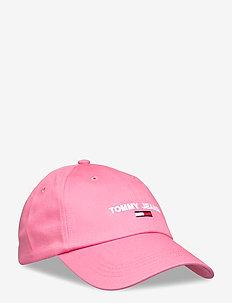 TJW SPORT CAP - kasketter - glamour pink