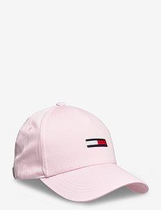 TJW FLAG CAP - kasketter - romantic pink