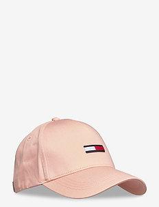 TJW FLAG CAP - caps - sweet peach