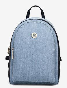 TH CORE BACKPACK DENIM - backpacks - denim