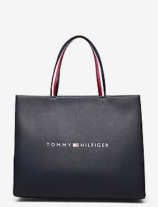 TOMMY SHOPPING BAG - fashion shoppers - sky captain