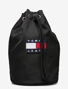 TJW HERITAGE SLING BAG - tasker - black