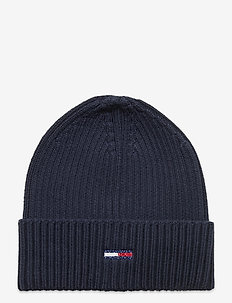 TJW BASIC FLAG RIB BEANIE - huer - twilight navy