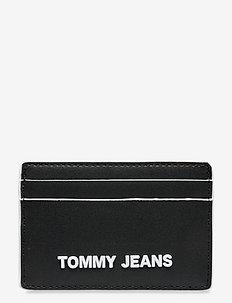TJW ESSENTIAL CC HOLDER - card holders - black