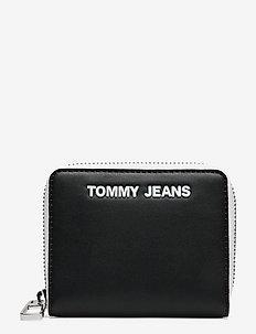 TJW ESSENTIAL SM ZA - wallets - black