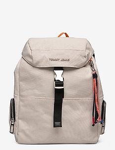 TJW FASHION BACKPACK DYE - väskor - beige dye