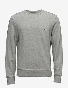 CORE COTTON SWEATSHI - basic sweatshirts - grey