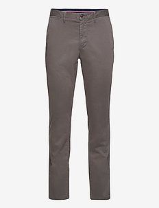 CORE STRAIGHT CHINO GMD FLEX - casual trousers - magnet