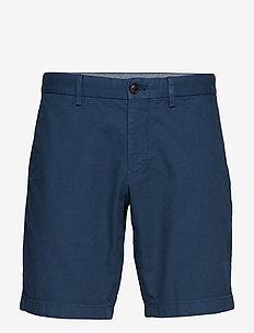 BROOKLYN STRUCTURE S - chinos shorts - dark denim