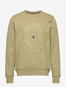 UTILITY SWEATSHIRT - FADED OLIVE