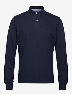TOMMY REGULAR POLO LS - SKY CAPTAIN