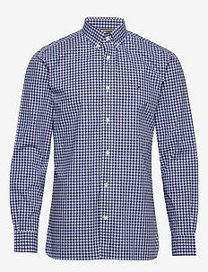 FLEX MULTI GINGHAM SHIRT - rutede skjorter - cobalt / multi