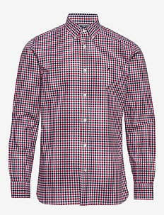 FLEX MULTI GINGHAM SHIRT - checkered shirts - primary red / multi