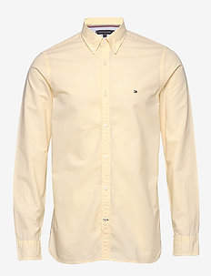 SLIM CO/LI PUPPYTOOTH SHIRT - chemises décontractées - sun ray