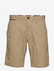 BROOKLYN SHORT LIGHT TWILL - chino's shorts - batique khaki