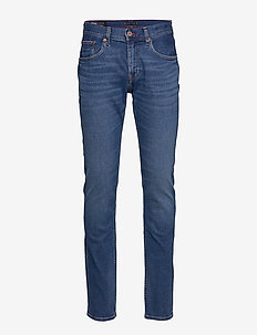 STRAIGHT DENTON PSTR - regular jeans - conroe blue