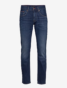 STRGHT DENTON SSTR ELGIN BLUE - slim jeans - elgin blue