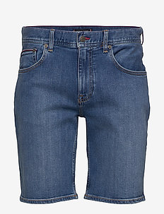 BROOKLYN 5PKT SHORT - farkkushortsit - alvin blue
