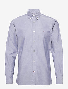 FLEX REFINED OXFORD SHIRT - basic skjorter - carbon navy