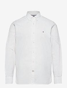 FLEX REFINED OXFORD SHIRT - casual overhemden - white