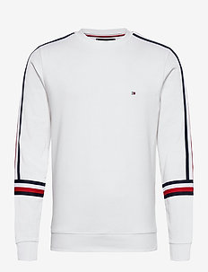 RWB TAPE SWEATSHIRT - truien - white