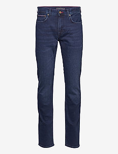 CORE STRAIGHT DENTON BRIDGER IND - regular jeans - bridger indigo