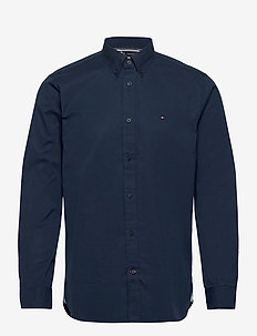 FINE TWILL SHIRT - business shirts - carbon navy