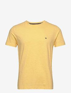 SLUB TEE - t-shirts basiques - sun ray
