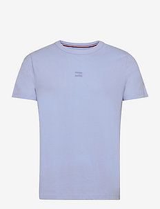 RECYCLED COTTON TEE - perus t-paidat - sweet blue