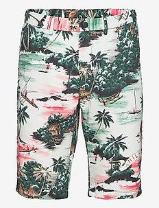 HMPTN AOP HAWAIIAN SHORT - casual shorts - summer sunset