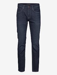 STRAIGHT DENTON STR UTAH INDIGO - slim jeans - utah indigo
