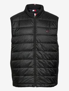 TECH MIX MEDIA VEST - jakker og frakker - black