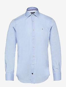 CORE POPLIN CLASSIC SLIM SHIRT - basic-hemden - custom color light blue