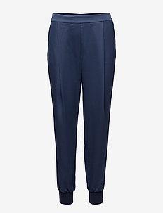 LORNA JOGGER PANT - casual bukser - peacoat