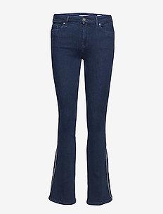 VEGAS RW ASTRA - flared jeans - astra