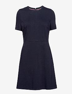 ARIELLE DRESS - BLACK BEAUTY